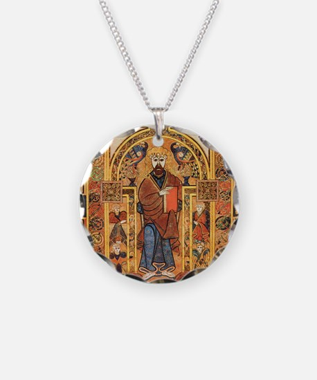 Book of Kells Necklace