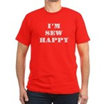 I'm Sew Happy MEN's T-Shirt In Colors