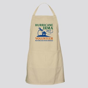 Hurricane Irma Volunteer Light Apron