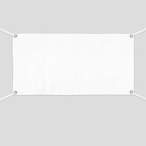plain banners cafepress