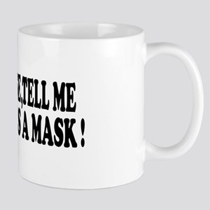 Retro style Insulting Mug
