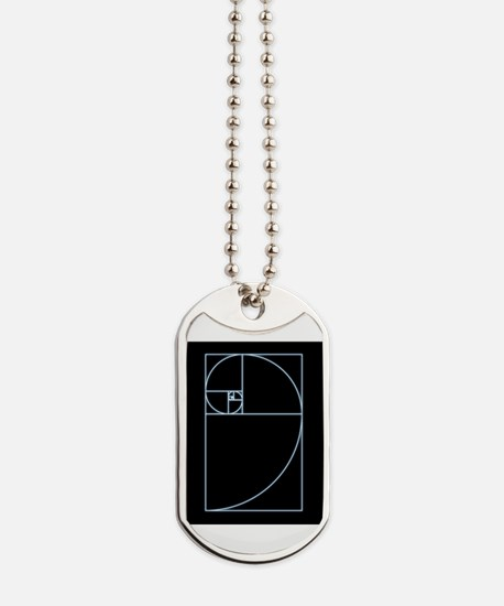 Cute Squares Dog Tags