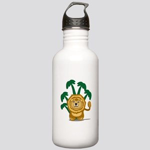Cute Lion Stainless Water Bottle 1.0L