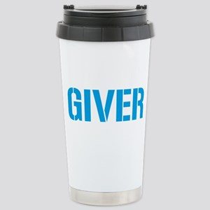 Giver Stainless Steel Travel Mug