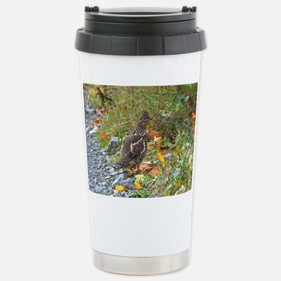 Partridge 2 Stainless Steel Travel Mug