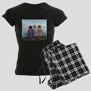 Sisters Women's Dark Pajamas