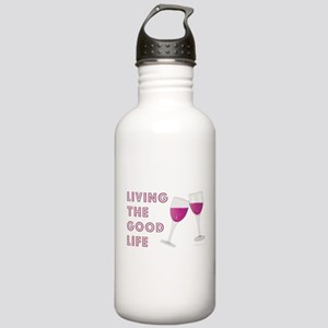 LIVING THE GOOD LIFE Water Bottle