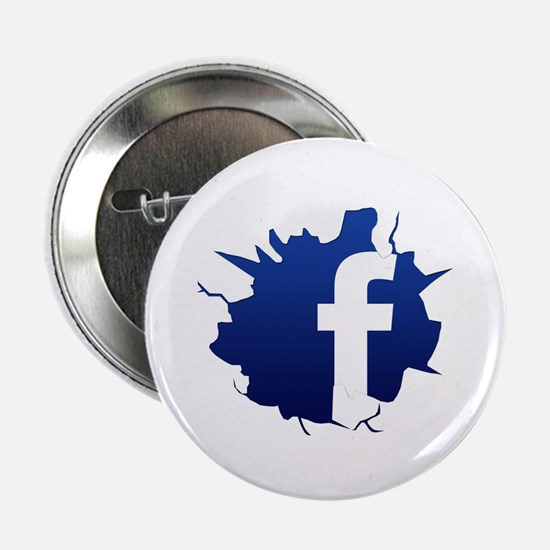 "Cute Facebook 2.25"" Button (10 pack)"