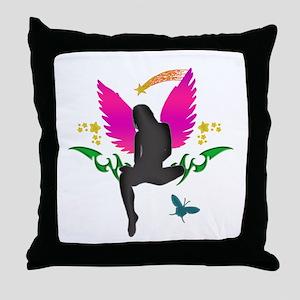 Fairy Throw Pillow