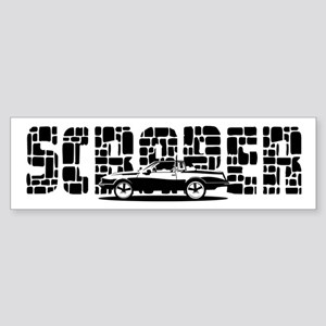 Scraper Bumper Sticker