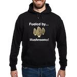 Fueled by Mushrooms Hoodie (dark)
