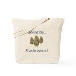 Fueled by Mushrooms Tote Bag