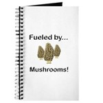 Fueled by Mushrooms Journal