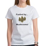 Fueled by Mushrooms Women's T-Shirt
