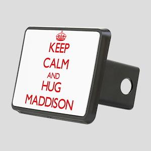 Keep Calm and Hug Maddison Hitch Cover