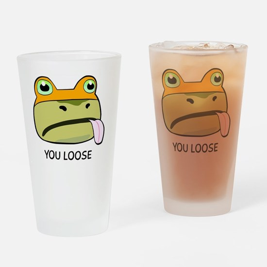 Amazing Frog_OUYA_4 Drinking Glass