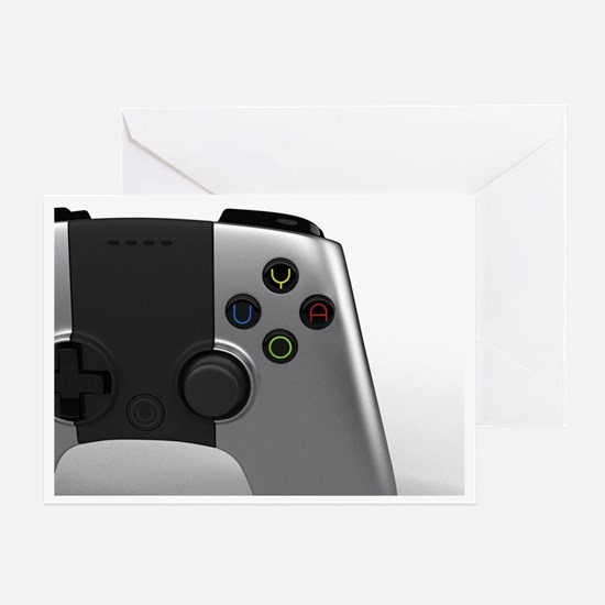 OUYA Controller_1 Greeting Card