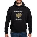Fueled by Morels Hoodie (dark)
