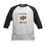 Fueled by Morels Kids Baseball Jersey