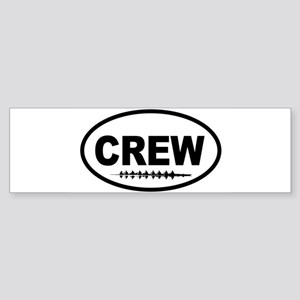 CREW2 Bumper Sticker