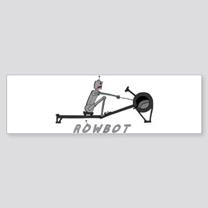 rowbot2 Bumper Sticker
