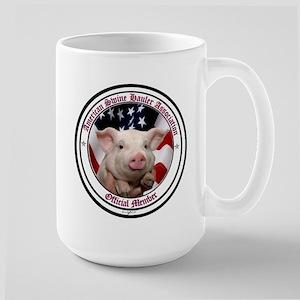American Swine Haulers Association OO1 Mugs