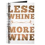 More Wine Journal