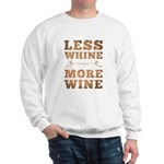 More Wine Sweatshirt