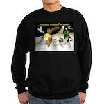 Flora's Card Sweatshirt (dark)