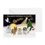 Flora's Card Greeting Cards (Pk of 10)