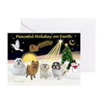 Flora's Card Greeting Cards (Pk of 20)