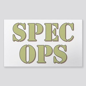 SPEC OPS Sticker