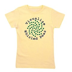 Visualize Whirled Peas 2 Girl's Tee