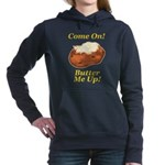 Butter Me Up Hooded Sweatshirt