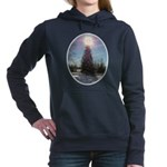 xmaspeaceovalsf Hooded Sweatshirt