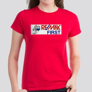Remax_First_logo_stacked _balloon T-Shirt