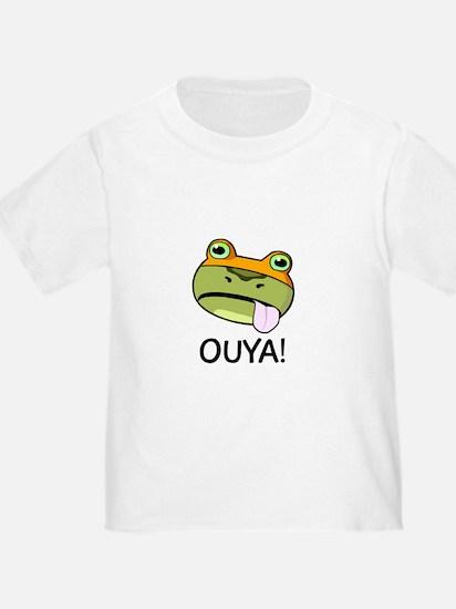 Amazing Frog_OUYA_5 T-Shirt