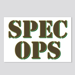 SPEC OPS Postcards (Package of 8)