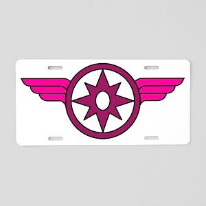 Wonder Woman X Star Sapphir Aluminum License Plate