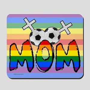 Lesbian Soccer Mom Mousepad