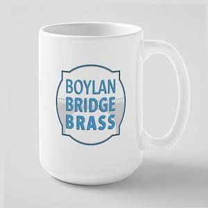 Boylan Bridge Brass Mugs
