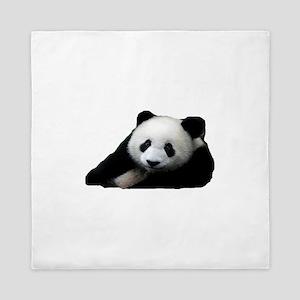panda2 Queen Duvet