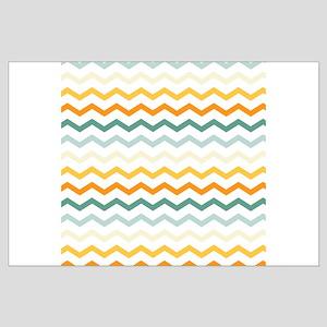 Chevron Pattern Posters