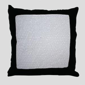 Bubble Wrap Small Throw Pillow