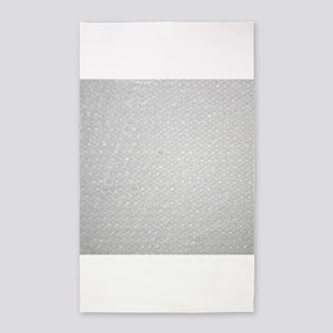 Bubble Wrap Small 3'x5' Area Rug