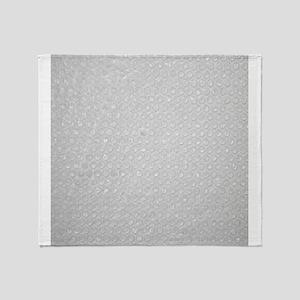 Bubble Wrap Small Throw Blanket