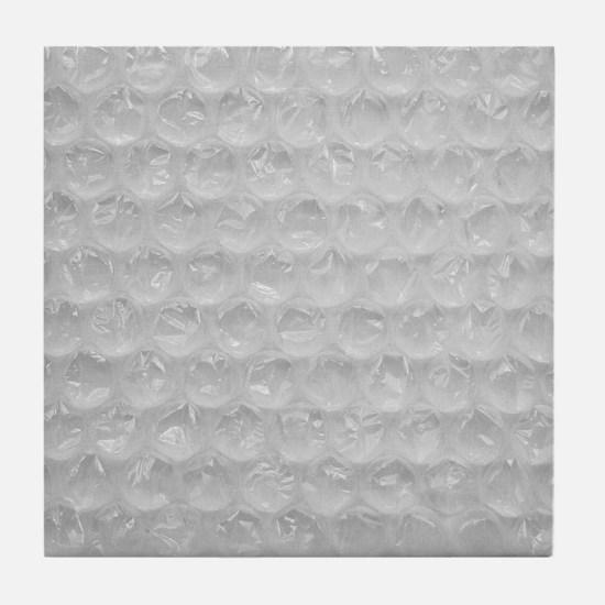 Bubble Wrap Tile Coaster