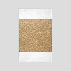 Canvas 3'x5' Area Rug