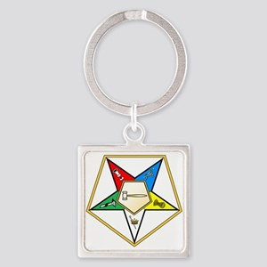 Worthy Grand Matron Square Keychain