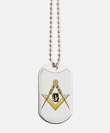 Masonic Dog Tags